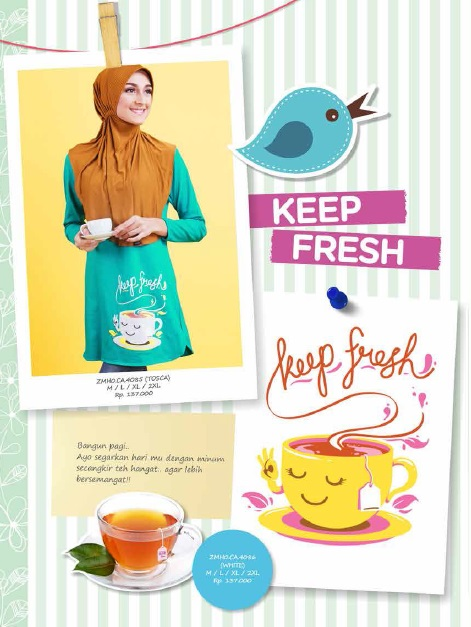 Keep Fresh Tosca & White IDR 137rb