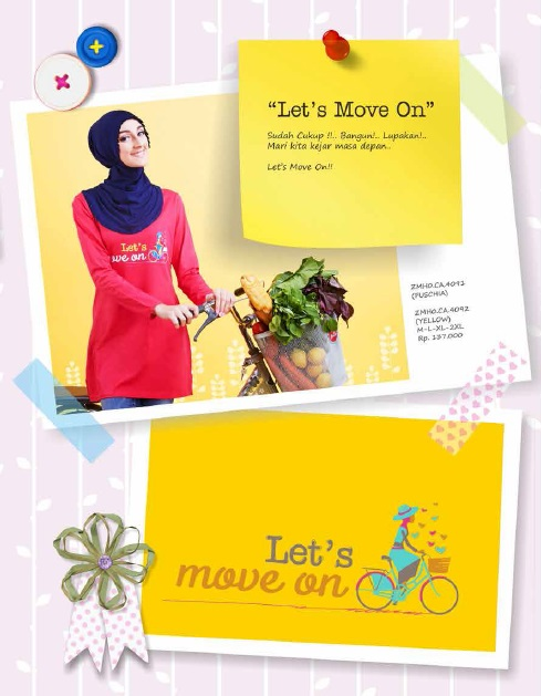 Let's Move On Pushia & Yellow IDR 137rb